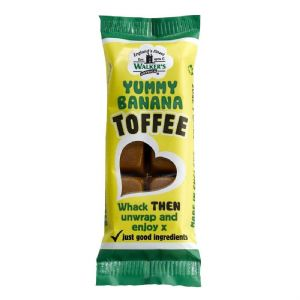 Yummy Banana - Walker's Nonsuch Toffee Bar 50g